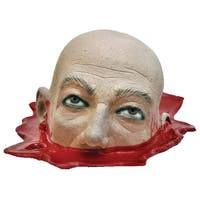 Ed Head Halloween Decoration Prop