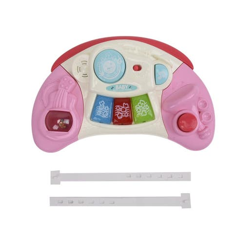 WonderPlay Baby Musical Toy with Light Infant 0 - 12 months - Pink