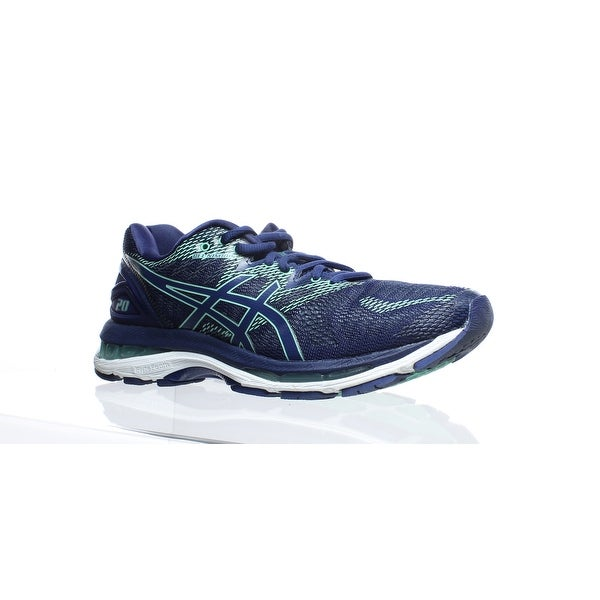 Gel Nimbus Blue Asics Shop w Womens Shoes 20 5c d Running Size 9 DWEH9I2
