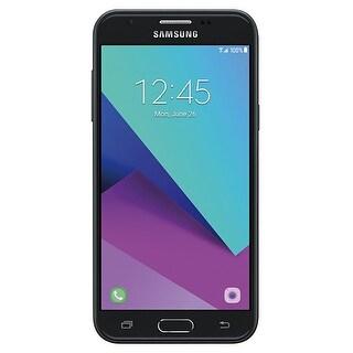 Samsung Galaxy J3 2017 / Express Prime 2 16GB AT&T Unlocked GSM 5-inch Android 7.0 Smartphone - Dark Gray - Grey