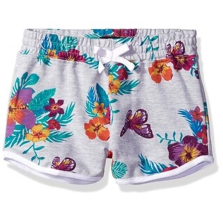 French Toast Girls 2T-4T Printed Dolphin Short