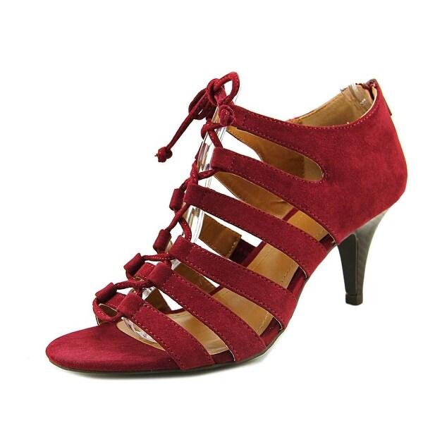 Style & Co Hannde Women Raisin Sandals
