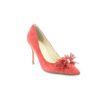 Ivanka Trump Dirent Women's Heels Medium Red