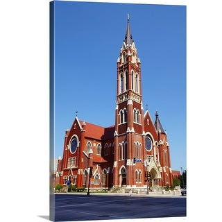"""""""Cathedral"""" Canvas Wall Art"""