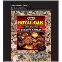 Royal Oak 197-300-163 Hickory Chunks, 6 Lb