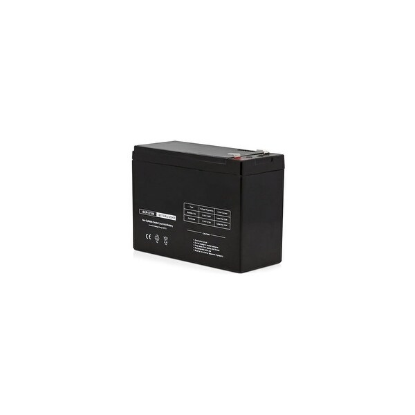 Replacement AGM SLA Battery 12V-10Ah Single Pack Replacement AGM SLA Battery