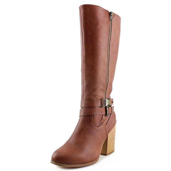Rocket Dog Hewitt Sierras Round Toe Synthetic Knee High Boot