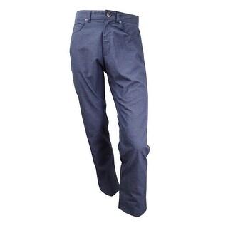 Calvin Klein Men's Herringbone Pants