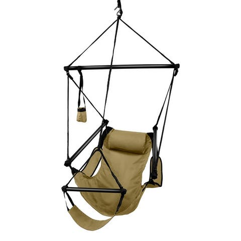 Deluxe Aluminum Hammock Chair
