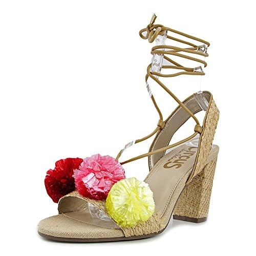 e90e834e3b4d0f Shop Circus by Sam Edelman Womens Ellie Open Toe Casual Slingback Sandals -  10 - Free Shipping On Orders Over  45 - Overstock.com - 21154860