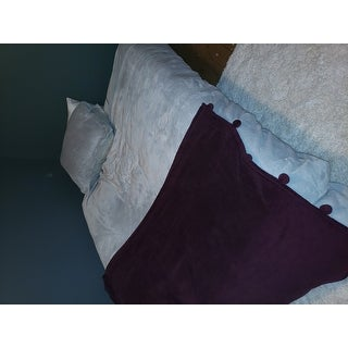 BYB Frosted Granite Gray Coma Inducer Duvet Cover Set