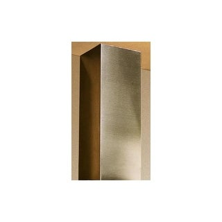 "Vent-A-Hood WDC-10/22 10"" Standard Duct Cover for Euroline Series Range Hoods from the Euroline Collection - N/A"