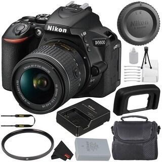 Nikon D5600 DSLR Camera Kit with 18-55mm (Intl Model) (3 options available)