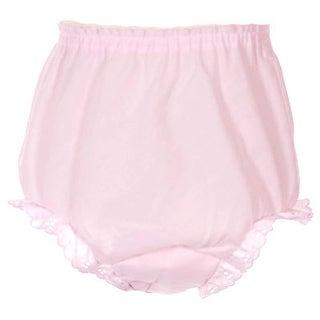 Kids Baby Clothing UNDERGARMENT PINK Bloomers Panties Girl