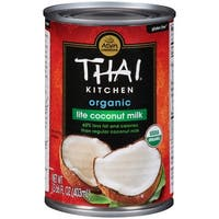 Thai Kitchen Lite Coconut Milk - Case of 12 - 13.66 Fl oz.