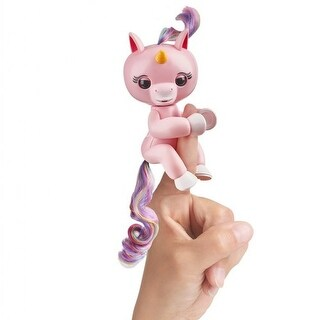 Fingerlings(TM) Gemma the Interactive Unicorn - Pink