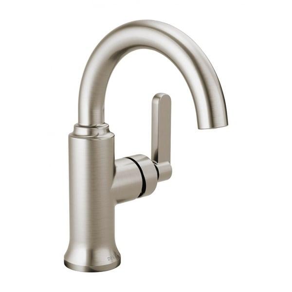 Astounding Delta 15769Lf Sp Alux Single Handle Lavatory Faucet Brushed Nickel 4 Download Free Architecture Designs Scobabritishbridgeorg