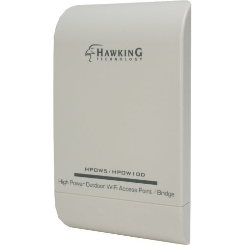 """Hawking Technology HPOW10D Hawking HPOW10D IEEE 802.11n 300 Mbit/s Wireless Access Point - 2.40 GHz - MIMO Technology - 2 x"
