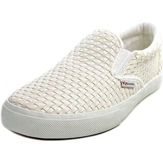 Superga Wavedpuw Round Toe Synthetic Sneakers