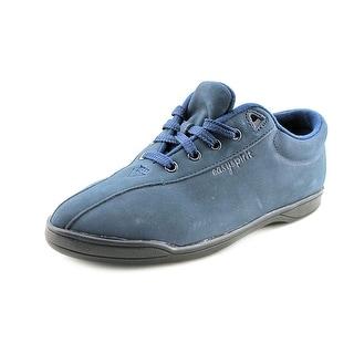 Easy Spirit Ap1 Round Toe Leather Walking Shoe