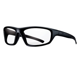 Smith Optics Sunglasses Mens Smith Elite Sunglasses Black Clear DITP - Black Clear - 60x37x18x125