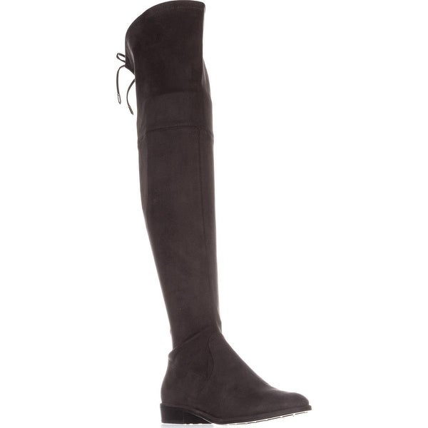 Marc Fisher Humor2 Over the Knee Boots, Dark Gray