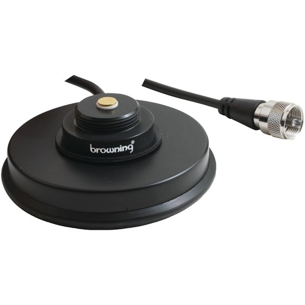 "Browning Br1035 - Uhf 3 5/8"" Magnet-Nmo Mount With Rubber Boot"