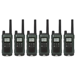 Motorola T465 (6 Pack) Two Way Radio