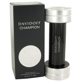 Davidoff Champion by Davidoff Eau De Toilette Spray 3 oz - Men