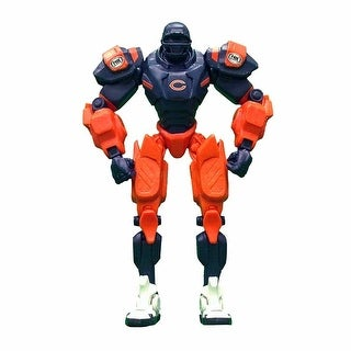 "NFL Chicago Bears 10"" Cleatus Fox Robot Action Figure - multi"