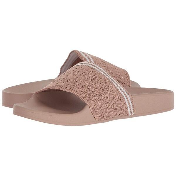 8a43e812177a Shop Steve Madden Womens vibe Open Toe Casual Slide Sandals - On ...