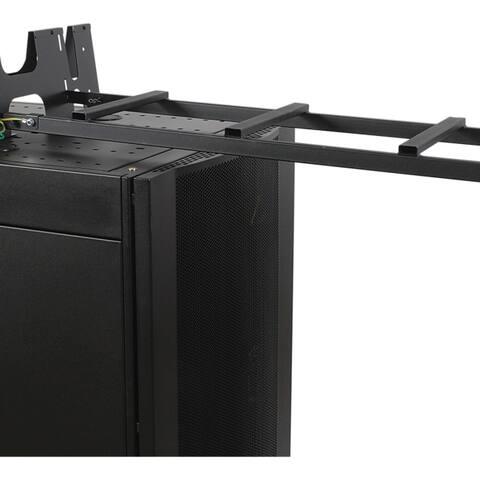 Tripp lite srcableladder rack enclosure cabinet 10ft roof cable manager ladder 10
