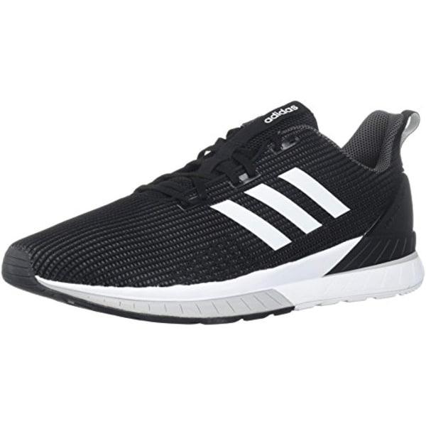 193ec40fa6821 Adidas Performance Men's Questar Tnd, Core Black/White/Grey Five, 12 Medium  Us