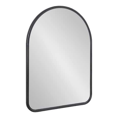 Kate and Laurel Caskill Framed Arch Wall Mirror