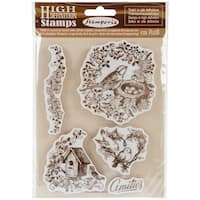 """Stamperia Cling Stamp 5.5""""X7""""-Nests"""