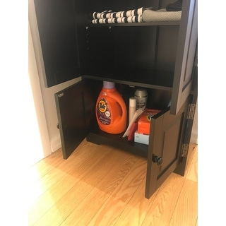 Simple Living Tall Cabinet