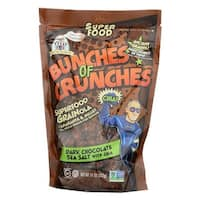 11 oz Bunches of Crunches Granola - Dark Chocolate Sea Salt,