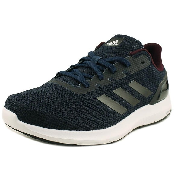 new style 83840 35df8 Adidas Cosmic 2 sl Men Round Toe Canvas Blue Running Shoe