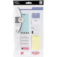 To Do - Create 365 Happy Planner Sticky Notes 200/Pkg