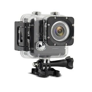 TechComm AT43W Ultra 4K 16MP Sony IMX078 CMOS Sensor 30M Waterproof 170° Wide Angle Lens Sports Action Camera