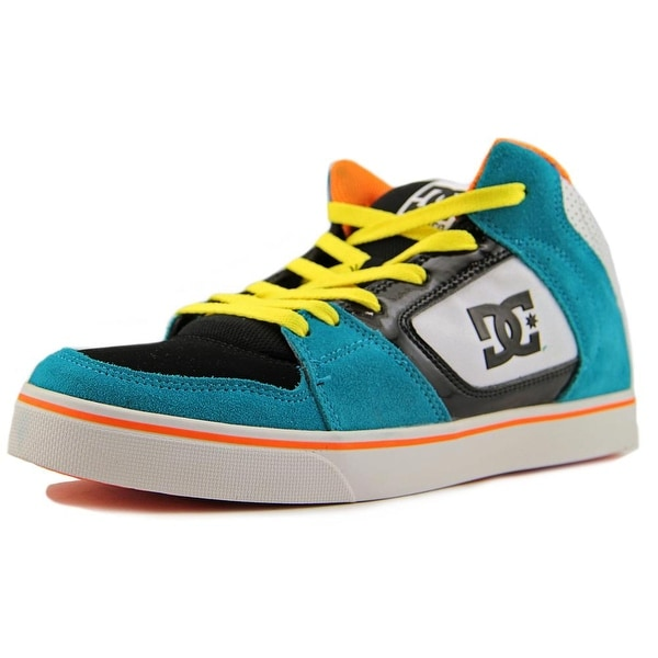 DC Shoes Patrol Men Round Toe Leather Multi Color Skate Shoe