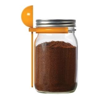 Jarware 82634 Wide Mouth Coffee Spoon Scoop & Lid
