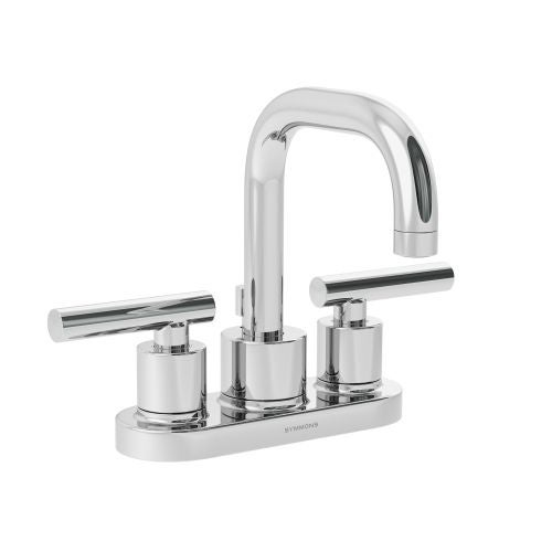 Symmons SLC-3512-1.5 Dia Centerset Bathroom Faucet - Includes Metal Drain Assembly