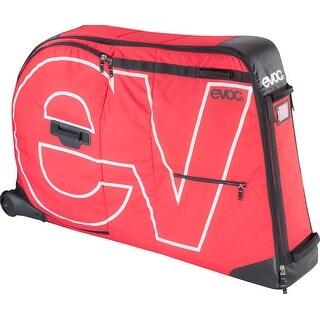 Evoc Bike Travel Transport Bag Fire Red
