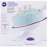 Tilt-N-Turn Ultra Cake Turntable