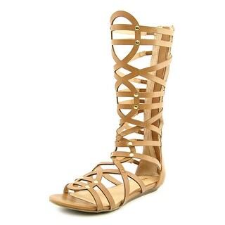 Report Amorie Women Open Toe Synthetic Gladiator Sandal