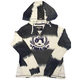Farm Girl Western Sweatshirt Womens Ombre Stripe Navy F23957151|https://ak1.ostkcdn.com/images/products/is/images/direct/bb54af4c93f6f0cde118ac94b170ba058906f105/Farm-Girl-Western-Sweatshirt-Womens-Ombre-Stripe-Navy-F23957151.jpg?impolicy=medium