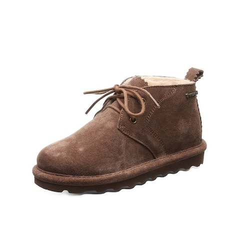 Bearpaw Casual Boots Boys Skye Youth Lace Chukka Suede