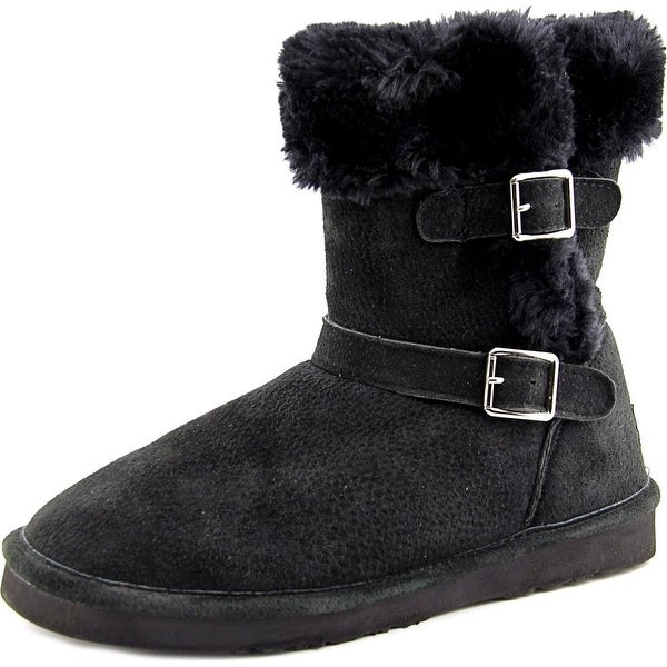 Lamo Cresson Women Round Toe Suede Winter Boot