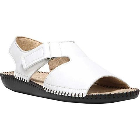 Naturalizer Women's Scout Slingback White Leather